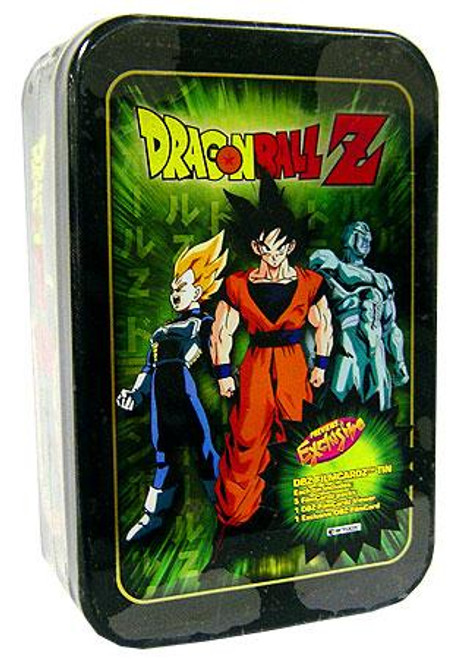 Dragon Ball Z Filmcardz Trading Card Tin