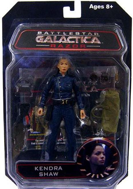 Battlestar Galactica Series 3 Razor Kendra Shaw Action Figure