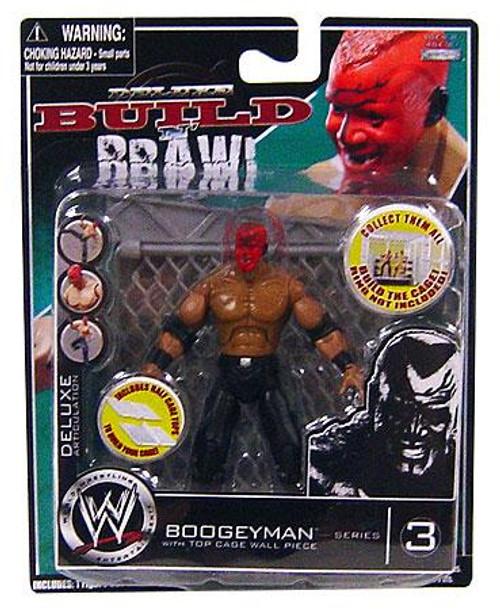 WWE Wrestling Build N' Brawl Series 3 Boogeyman Action Figure