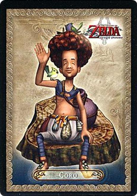 The Legend of Zelda Twilight Princess Coro #12