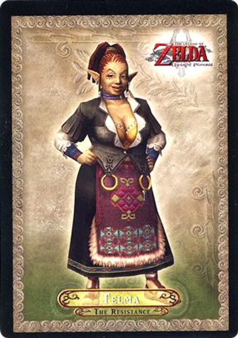 The Legend of Zelda Twilight Princess Telma #17 [The Resistance]