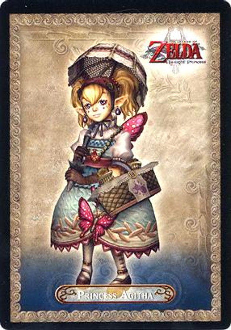The Legend of Zelda Twilight Princess Princess Agitha #20