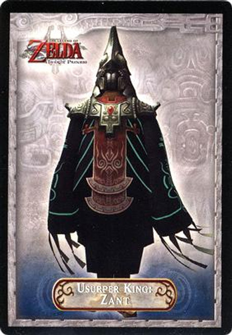 The Legend of Zelda Twilight Princess Usurper King: Zant #24