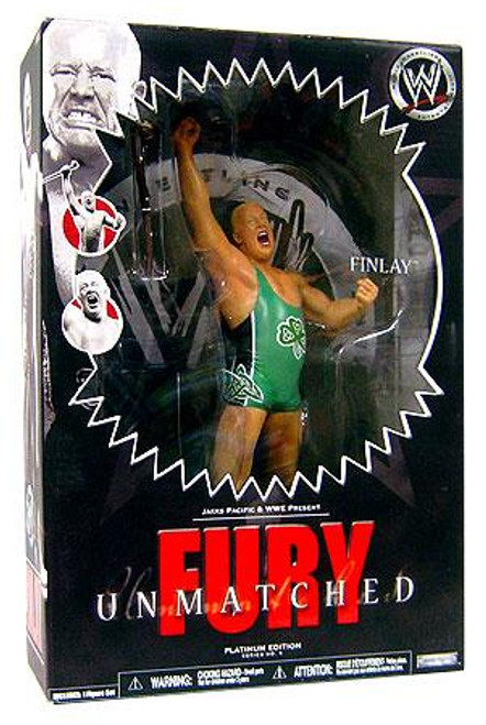 WWE Wrestling Unmatched Fury Series 9 Finlay Action Figure