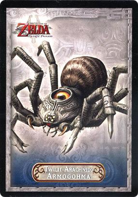 The Legend of Zelda Twilight Princess Twilit Arachnid: Armogohma #31