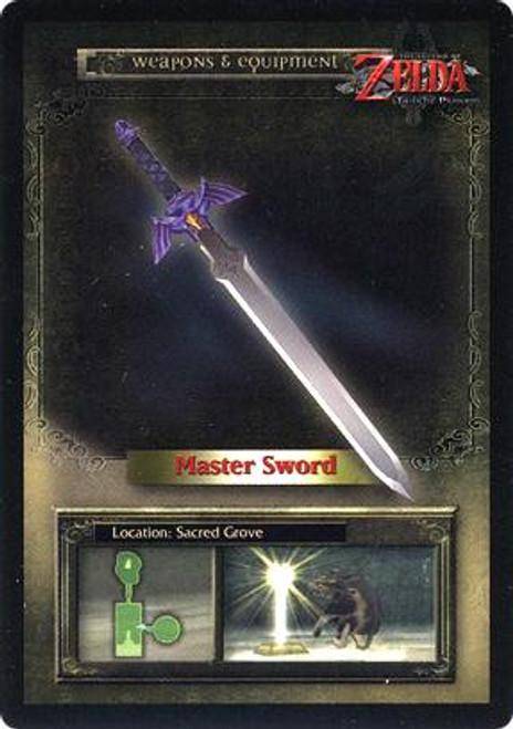 The Legend of Zelda Twilight Princess Master Sword #43