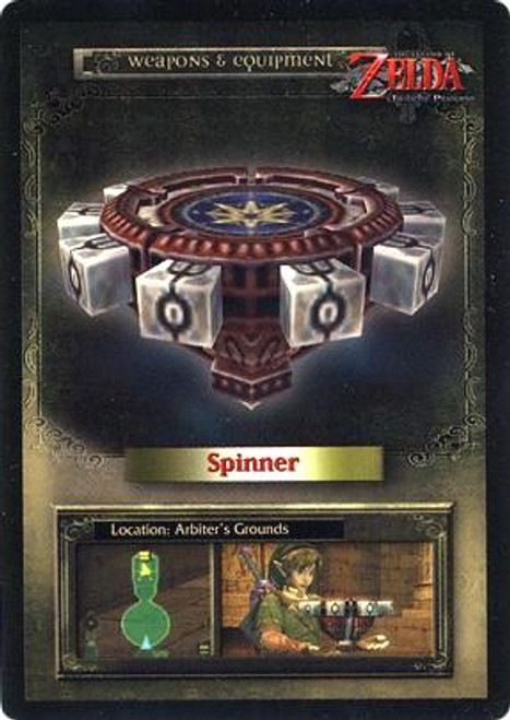 The Legend of Zelda Twilight Princess Spinner #45