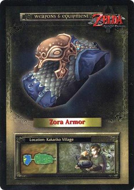 The Legend of Zelda Twilight Princess Zora Armor #47