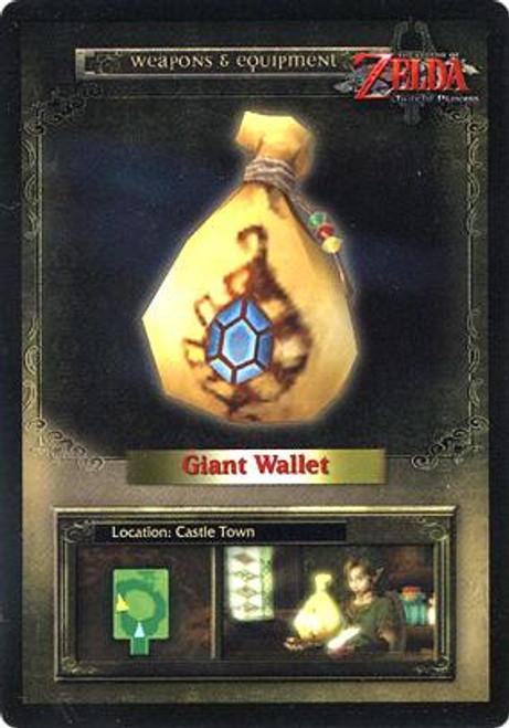 The Legend of Zelda Twilight Princess Giant Wallet #50