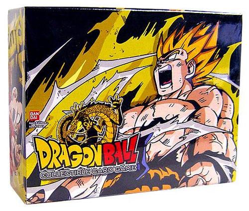 Dragon Ball Collectible Card Game Warriors Return Booster Box