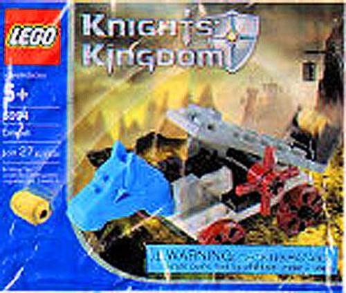 LEGO Knights Kingdom Catapult Mini Set #5994 [Bagged]
