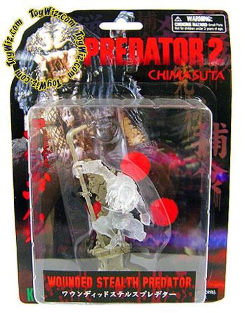 Predator 2 Chimasuta Wounded Stealth Predator Figure