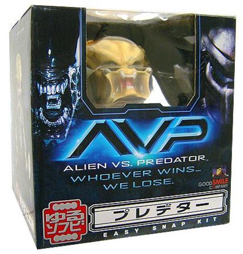 Alien vs Predator Super Deformed Predator Model Kit