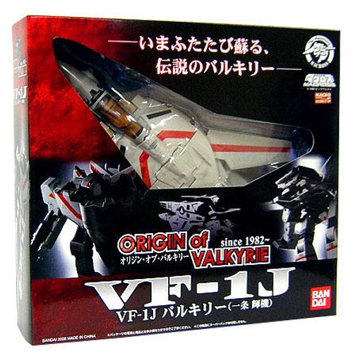 Robotech Macross 25th Anniversary VF-1J Action Figure
