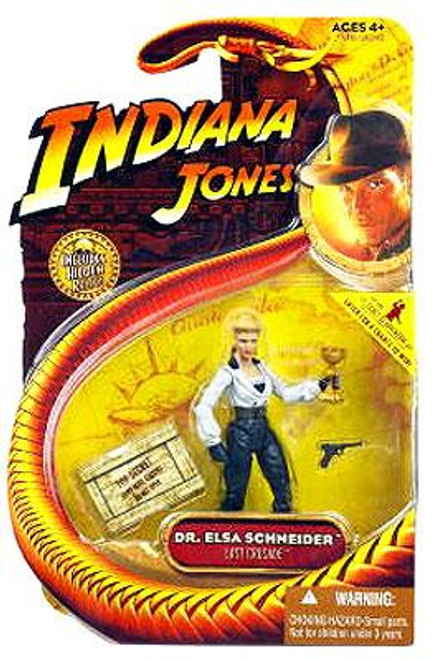 Indiana Jones The Last Crusade Series 3 Dr. Elsa Schneider Action Figure