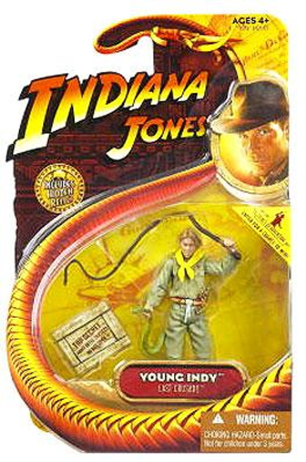 The Last Crusade Series 3 Indiana Jones Action Figure [Young]