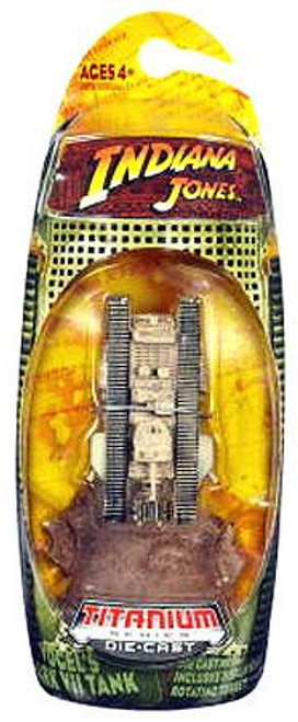 Indiana Jones The Last Crusade Titanium Series Persian Tank Diecast Vehicle
