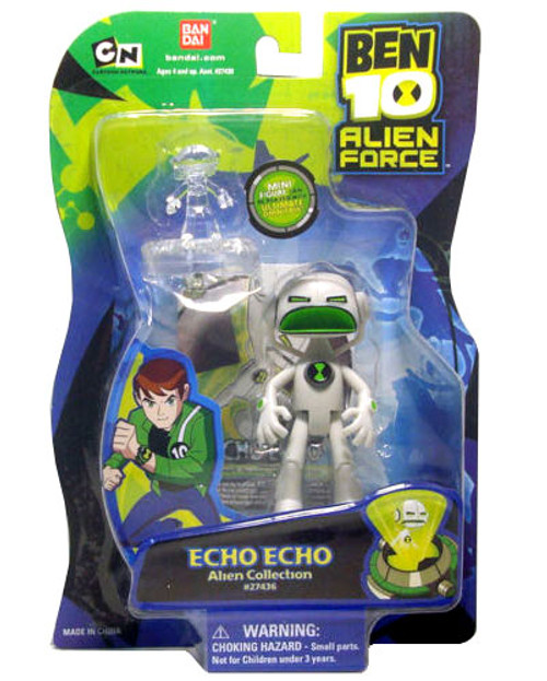 Ben 10 Alien Force Alien Collection Echo Echo Action Figure
