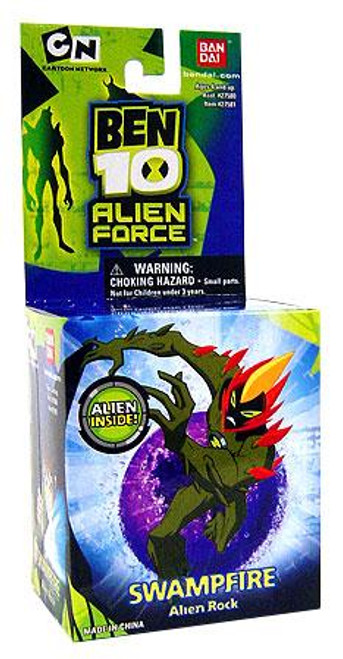 Ben 10 Alien Force Alien Rock Swampfire 1-Inch Mini Figure