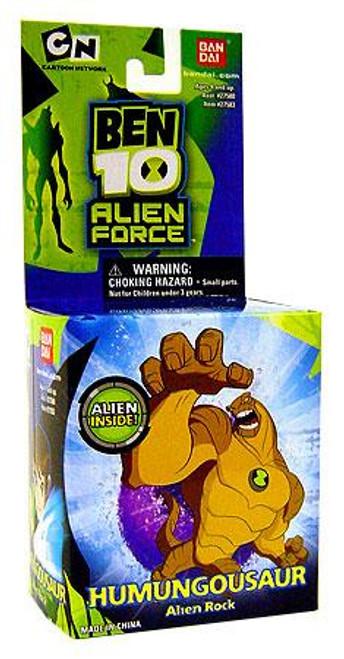 Ben 10 Alien Force Alien Rock Humungousaur 1-Inch Mini Figure