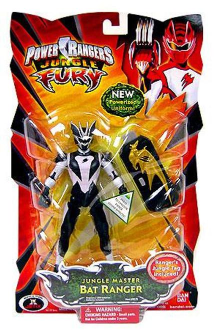 Power Rangers Jungle Fury Jungle Master Bat Ranger Action Figure