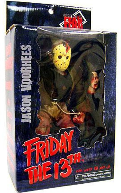 Friday the 13th Cinema of Fear Jason Voorhees Action Figure