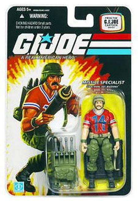 GI Joe Wave 9 Sgt. Bazooka Action Figure