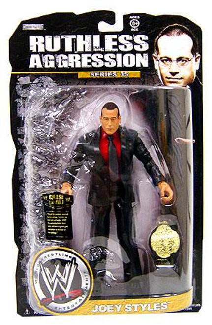 WWE Wrestling Ruthless Aggression Series 35 Joey Styles Action Figure