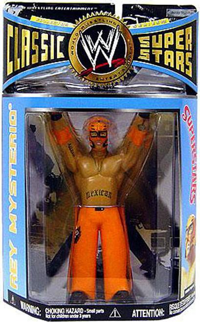WWE Wrestling Classic Superstars Series 21 Rey Mysterio Action Figure