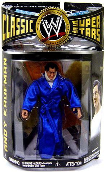 WWE Wrestling Classic Superstars Series 22 Andy Kaufman Action Figure