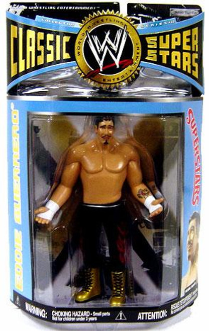 WWE Wrestling Classic Superstars Series 22 Eddie Guerrero Action Figure