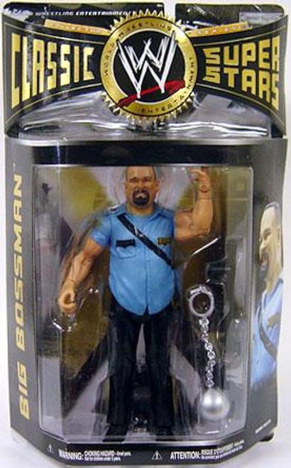 WWE Wrestling Classic Superstars Series 23 Big Bossman Action Figure