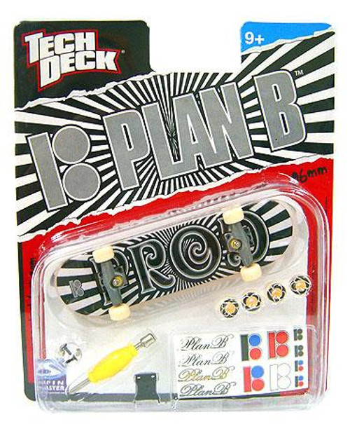 Tech Deck Plan B 96mm Mini Skateboard [Paul Rodriguez]