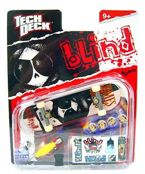 Tech Deck Blind 96mm Mini Skateboard [James Craig]