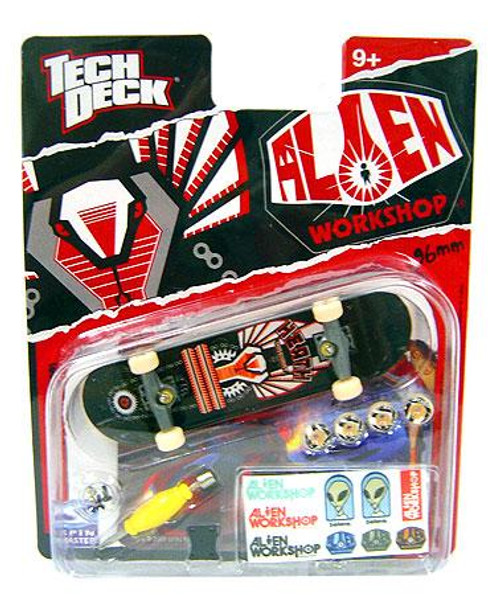 Tech Deck Alien Workshop 96mm Mini Skateboard [Heath Kirchart Cobra]