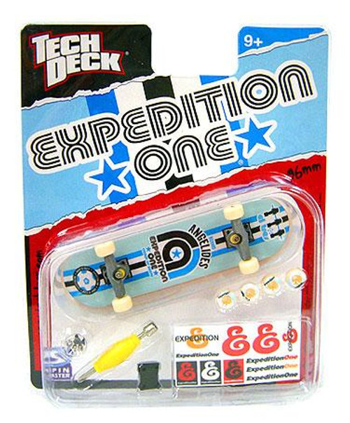 Tech Deck Expedition One 96mm Mini Skateboard [Richard Angelides]