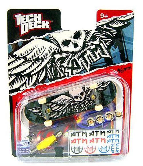 Tech Deck ATM 96mm Mini Skateboard [Random Board]