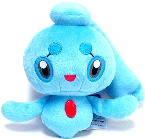 Pokemon Diamond & Pearl 5 Inch Phione Plush