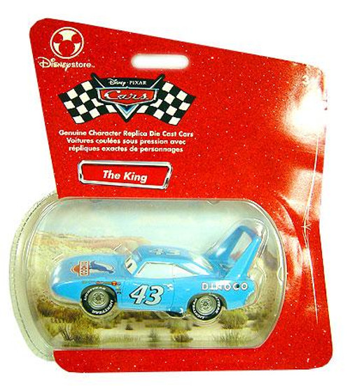 Disney Cars 1:48 Single Packs The King Exclusive Diecast Car