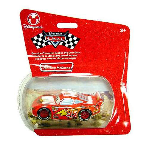 Disney Cars 1:48 Single Packs Lightning McQueen Exclusive Diecast Car