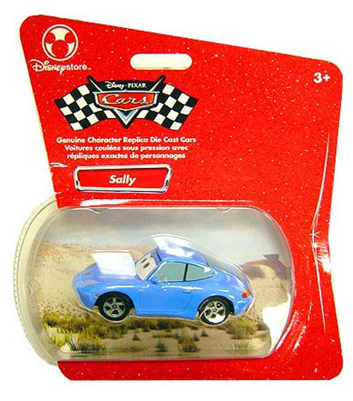 Disney Cars 1:48 Single Packs Sally Exclusive Diecast Car