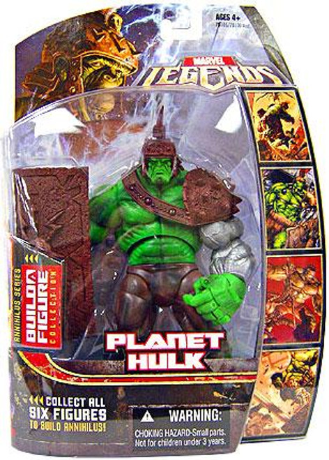 Marvel Legends Series 16 Annihilus Planet Hulk Action Figure [Silver Arm Variant]