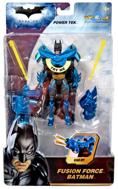 The Dark Knight Power Tek Batman Action Figure [Fusion Force]