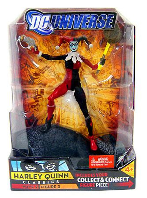 DC Universe Classics Wave 3 Harley Quinn Action Figure #3