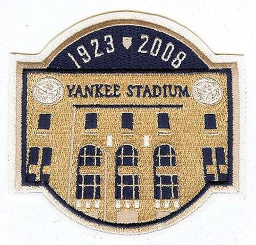 MLB New York Yankees Yankees Stadium Patch