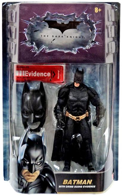 The Dark Knight Crime Scene Evidence Batman Action Figure [Mask On]