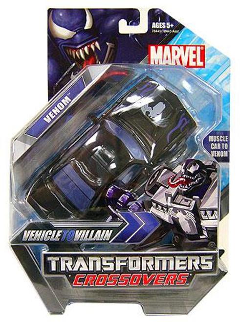Marvel Transformers Crossovers Venom Action Figure