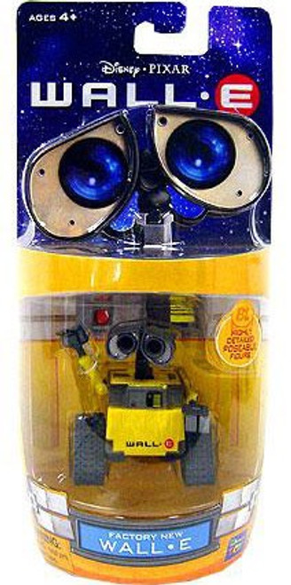 Disney / Pixar 3 Inch Poseable Factory New Wall-E Mini Figure