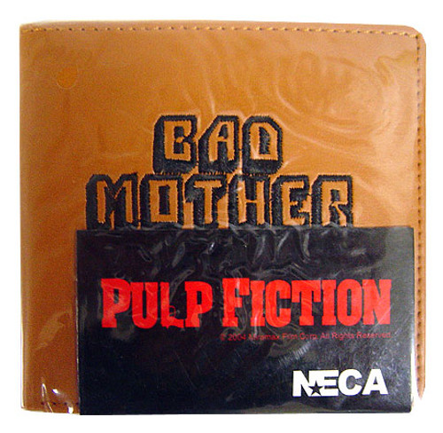 NECA Pulp Fiction Bad Mother$&#@er Wallet @er