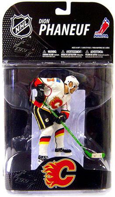 McFarlane Toys NHL Calgary Flames Sports Picks Series 20 Dion Phaneuf Action Figure